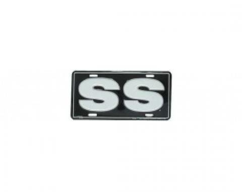License Plate, SS