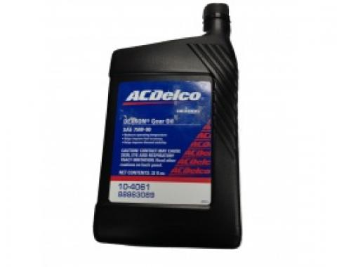 Differential Axle Lubricant, GM