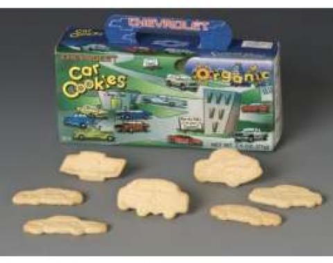 Chevy Car Cookies