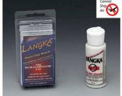 Paint Touch-Up Blob Eliminator, Langka