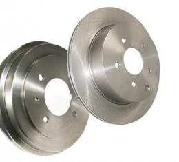 Stop Tech / Power Slot 22862065DR, Brake Rotor, C-Tek Drilled, Silver E-Coated Double Ground, Alloy, Single