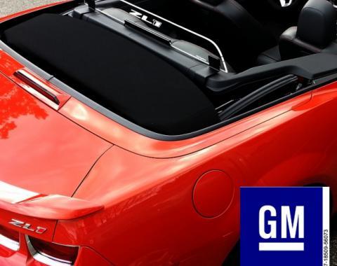 Windrestrictor for 2011-2015 Chevrolet Camaro Convertible