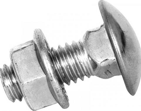 Camaro Bumper Mounting Bolt Set, Front & Rear, 1967