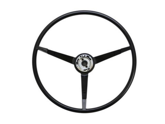 Mustang Volante OE Series Steering Wheel, 1967