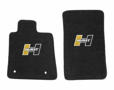 Hurst 2016-2019 Chevrolet Camaro Floor Mat Kit 6371003