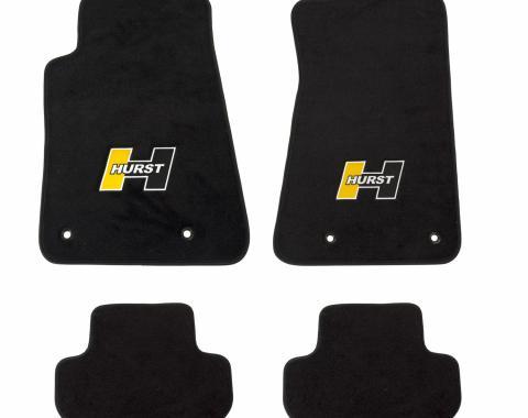Hurst 2010-2015 Chevrolet Camaro Floor Mat Kit 6371000