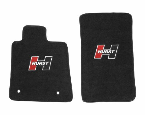 Hurst 2016-2019 Chevrolet Camaro Floor Mat Kit 6370003