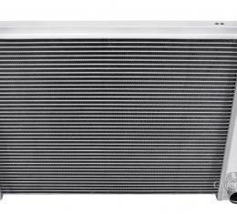 Champion Cooling 4 Row All Aluminum Radiator Made With Aircraft Grade Aluminum MC337