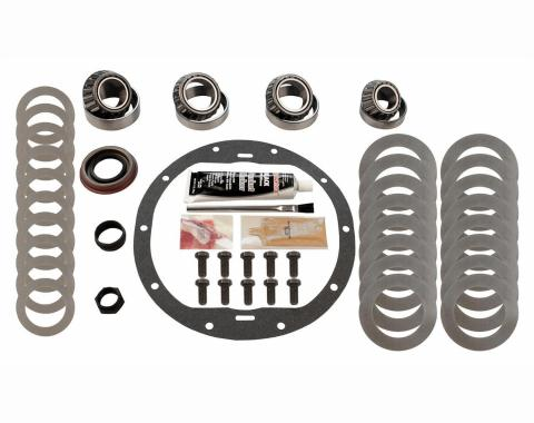 Timken Master Bearing Rebuild Kit, GM 8.2 10 Bolt Rear Differential, 1964-1972