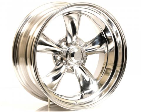 American Racing VN515 Polished Torq-Thrust II One-Piece Wheels 17x8 VN5157865
