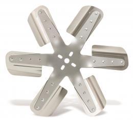 "Flex-a-lite 18"" Stainless Standard Rotation Cooling Fan, Silver"