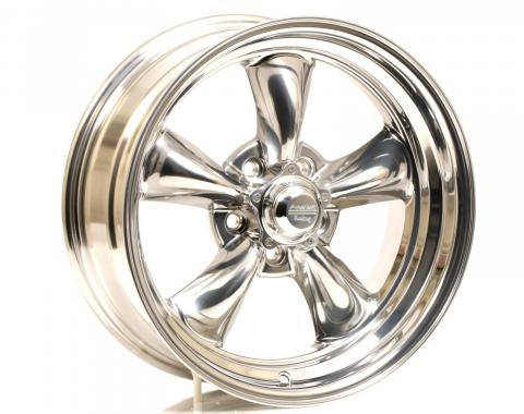 American Racing VN515 Polished Torq-Thrust II One-Piece Wheels 17x7 VN5157765