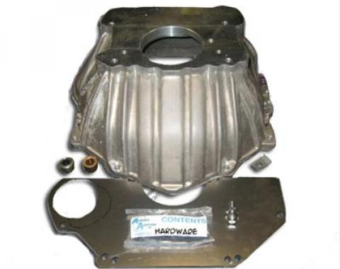 Advance Adapters Chevy V8 & V6 Engine to the 1993-95 GM NV4500 5 Speed, Adapter Bellhousing Kit 712577