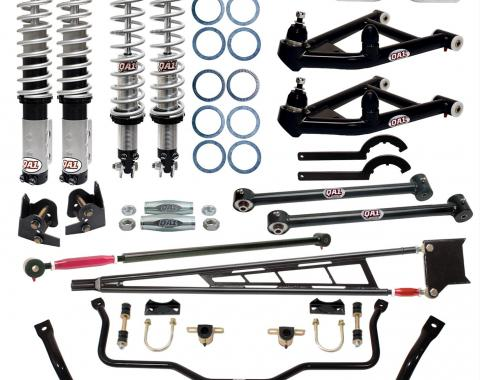 QA1 1982-1992 F-Body Level 3 Handling Suspension Kit HK03-GMF3