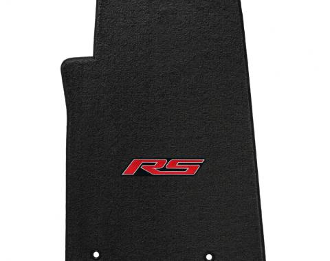 Lloyd Mats 2010-2015 Chevrolet Camaro Camaro 2010-on 2 Piece Mats Ebony Ultimat RS Logo 600003