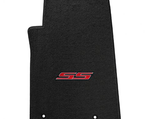 Lloyd Mats 2010-2015 Chevrolet Camaro Camaro 2010-on 2 Piece Mats Ebony Ultimat SS Logo 600002