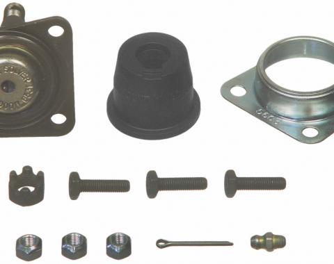 Moog Chassis K6462, Ball Joint, Problem Solver, OE Replacement, With Powdered-Metal Gusher Bearing To Allow Grease To Penetrate Bearing Surfaces