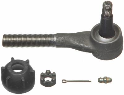 Moog Chassis ES348R, Tie Rod End, Problem Solver, OE Replacement, With Powdered-Metal Gusher Bearing To Allow Grease To Penetrate Bearing Surfaces