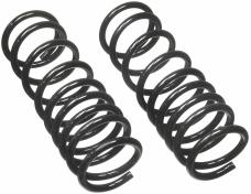 Moog Chassis CC635, Coil Spring, OE Replacement, Set of 2, Variable Rate Springs