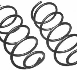 Moog Chassis 5665, Coil Spring, OE Replacement, Set of 2, Constant Rate Springs