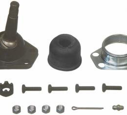 Moog Chassis K5108, Ball Joint, Problem Solver, OE Replacement, With Powdered-Metal Gusher Bearing To Allow Grease To Penetrate Bearing Surfaces