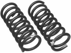 Moog Chassis 5662, Coil Spring, OE Replacement, Load Rate 1690 Pounds, Set of 2, Constant Rate Springs
