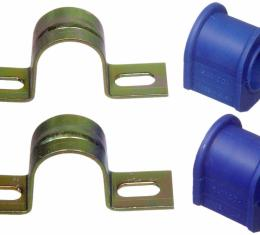 Moog Chassis K7326, Stabilizer Bar Mount Bushing, Problem Solver, OE Replacement, With Thermoplastic Bushings And Universal Mounting Bracket