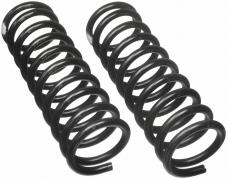 Moog Chassis 5278, Coil Spring, OE Replacement, Set of 2, Constant Rate Springs