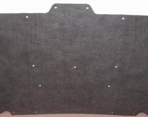 Camaro Hood Insulation, 1982-1992