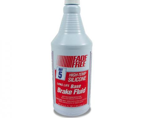 Corvette Brake Fluid, Silicone Quart