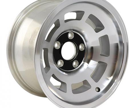 Corvette Style Aluminum Replacement Wheel