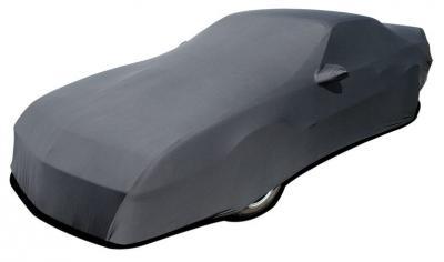 Camaro & Firebird Car Cover, Onyx Satin Indoor, Black, 1982-1992