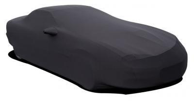 Camaro & Firebird Car Cover, Onyx Satin Indoor, Black, 1993-2002