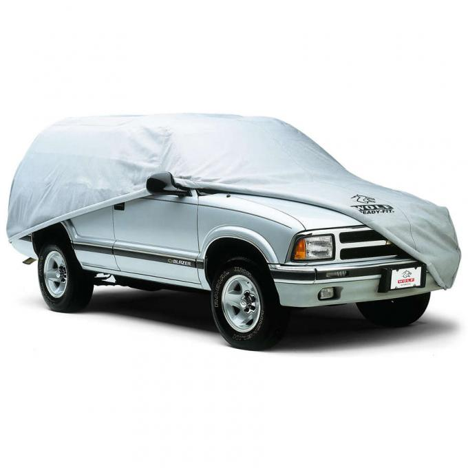 Wolf Ready-Fit Block-It® 200 Semi-Custom Indoor & Outdoor Vehicle Cover