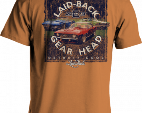 Laid Back Chevy Downrigger Chevy-Men's Chill T-Shirt