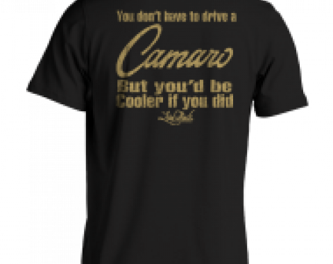 Laid Back Cooler Camaro-Men's Chill T-Shirt