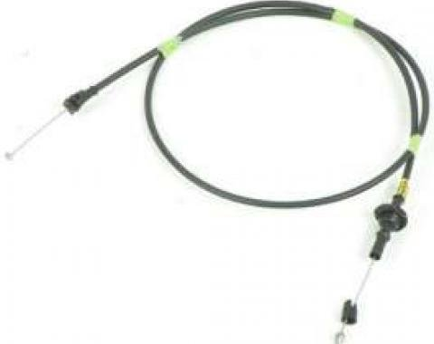 Firebird Accelerator Cable, V8, Without Traction Control, 1998-1999