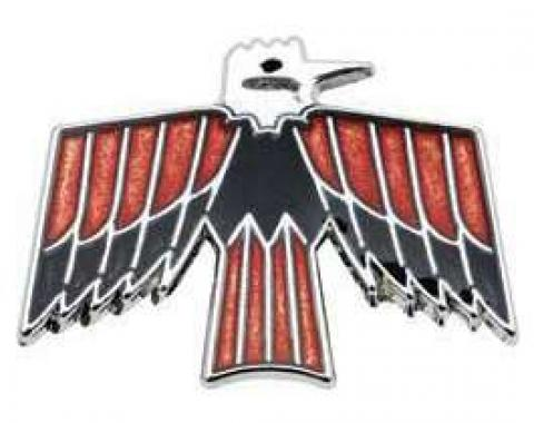 Firebird Glove Box Emblem, 1968-1969