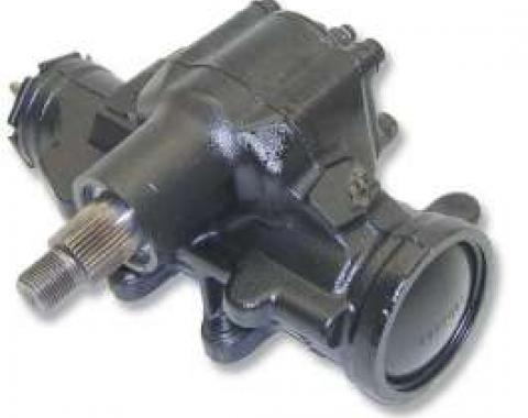 Firebird Power Steering Gearbox, Quick Ratio, 2 To 2-1/2 Turns, 1967-1969