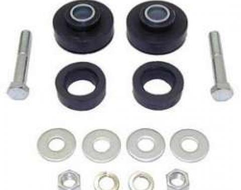 Firebird Radiator Support Mounting Bushing & Hardware Set, 1967-1969
