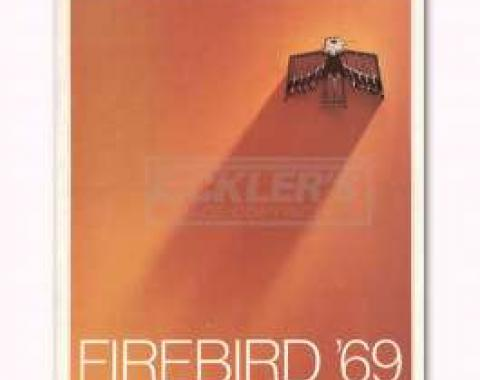 Firebird Sales Brochure, 1969