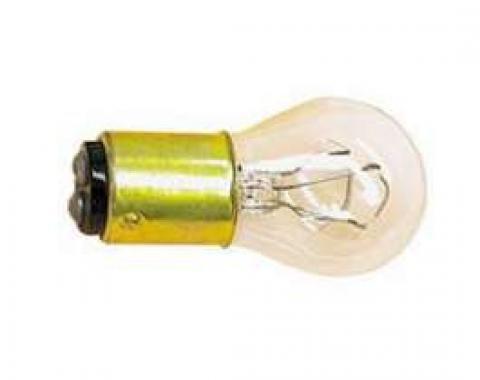 Firebird Parking Light Bulb, Clear, 1967 & Taillight Bulb, Clear, 1967-1969