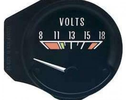 Firebird Volt Gauge, 1970-1979