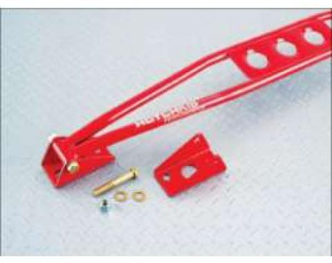 Firebird Strut Tower Brace, Red, LT1, 1993-1997