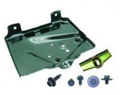 Firebird Battery Tray Kit, Complete, 1967-1969