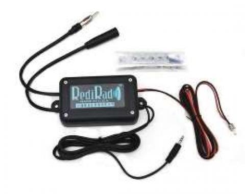 Firebird Radio Adapter, AM, iPod/Satellite/CD/Cassette