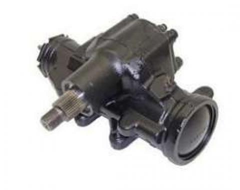 Firebird Power Steering Gearbox, Variable Ratio, 3 To 3-1/2Turns, 1967-1969