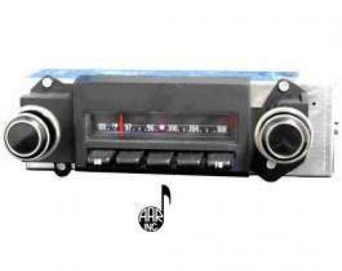Firebird Radio, AM/FM Reproduction,1970-1977