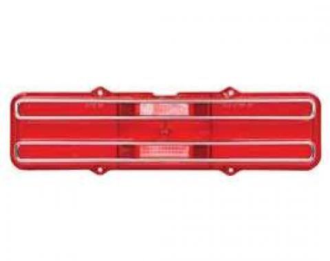 Firebird Taillight Lens, 1967-1968