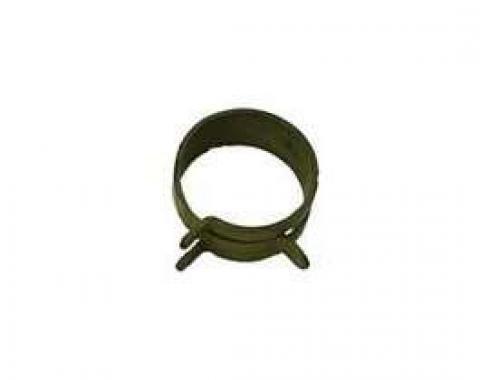Firebird Fuel Hose Clamp, 3/8, Pinch Style, Green, 1967-1980